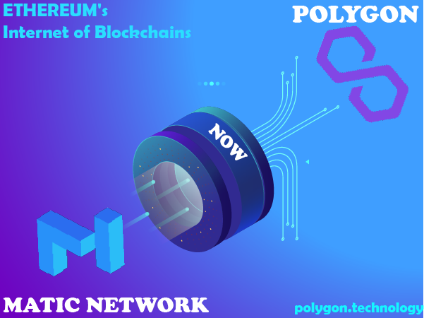 Token Matic - Coin Polygon Matic